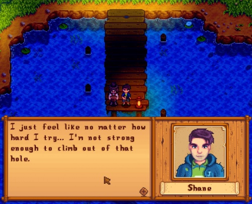 Shane Two-Heart Event