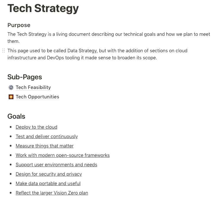 Tech Strategy Header